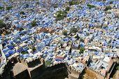 foto of urbanisation  - Houses in Jodhpur - JPG