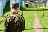 pic of army cadets  - Shooting - JPG