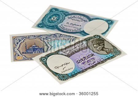 Egyptian Currency Piastres