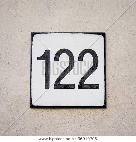 Nr. 122
