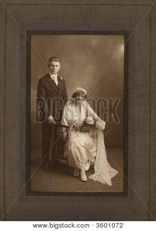 Wedding Photo Early 1910
