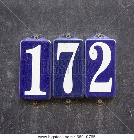 Nr. 172
