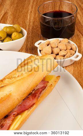 Spanish Bocata
