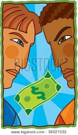 Money Face Off