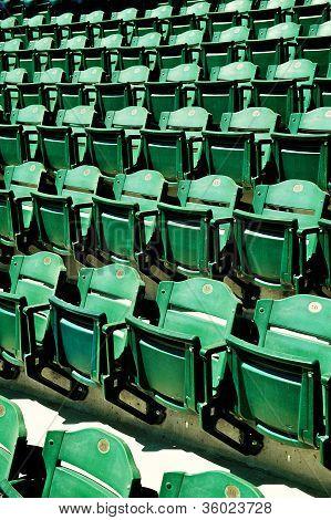 Major League Baseball Stadium Seating
