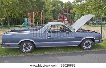 1983 Chevy El Camino