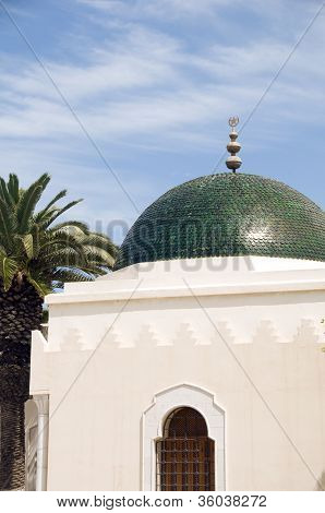 Mosque Dome Sousse Tunisia Africa