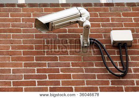 CCTV, câmera de segurança