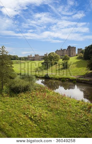 Castelo de Alnwick