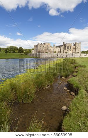 Raby Castle in County Durham.