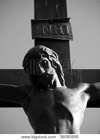 Jesus Christ King of the Jews; INRI;Low Key