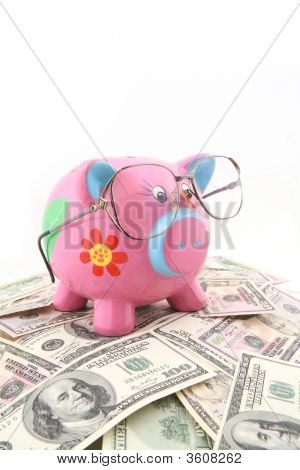 Piggy Bank brille