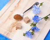 Chicory (flowers And Powder)