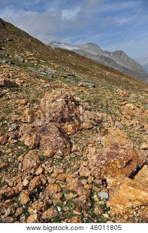 Stones Of Alps