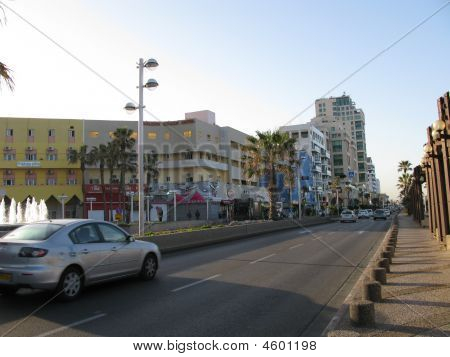 Buildings In Tel Aviv Israel