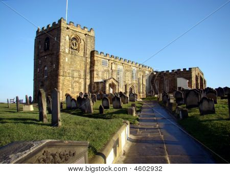 Saint Mary's Church ,whitby,north Yorkshire