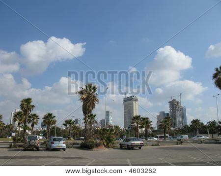 Buildings Intel Aviv Israel
