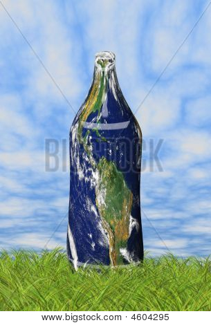 Earth Bottle