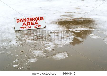 Dangerous Area: Thin Ice