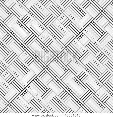 Vektor grau nahtlosen Bodenbelag abstrakte Muster