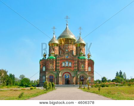 Cathedral of Grand Prince St.Vladimir Equal-to-the-Apls.