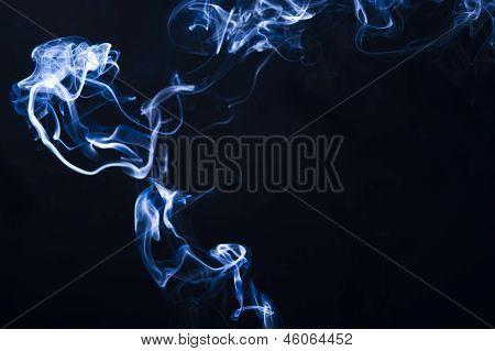Fondo humo para arte diseño o patrón