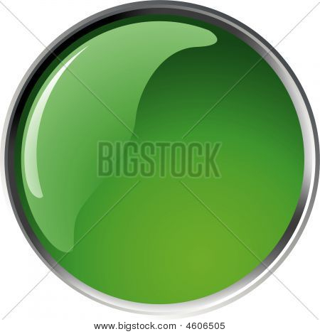 Glossy Green Button, Balls