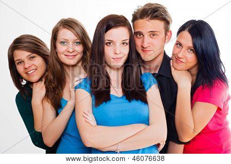 Beautiful Students
