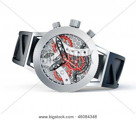 Skeleton Watch