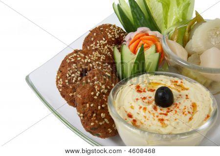 Hommous Filafil Pickle