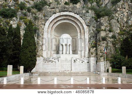 Nice - War Memorial