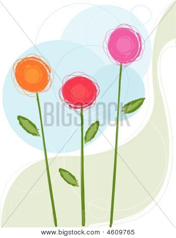 Circle Flowers.eps