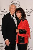LOS ANGELES - MAY 11:  Fred A. Rappoport, Michele Lee arrives at theSHARE 60th Annual