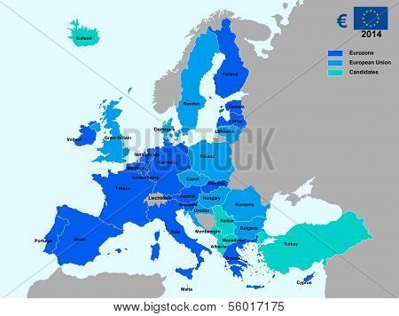 Eurozone Chart