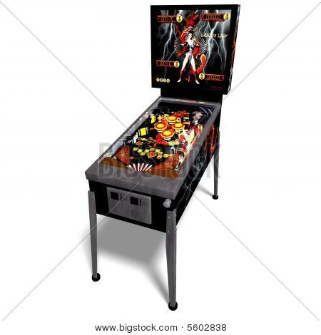 Pin-ball Machine