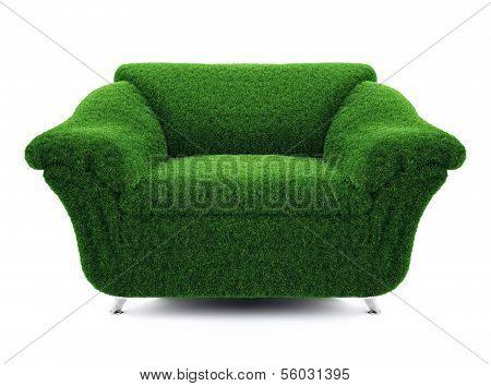 Armchair Grass