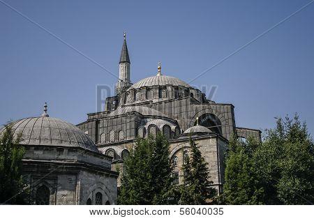 Agia Sofia In Istanbul