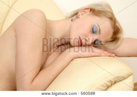 Entspannen Sie sich nackte Frauen