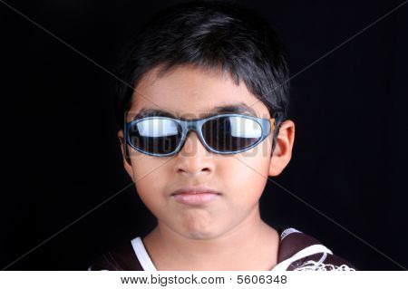 Indian Kid Style