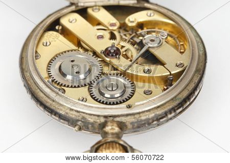 opened watch