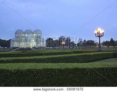 Public Botanical Garden Curitiba Brazil