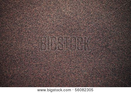 Fine-grained Texture Of An Abrasive Material