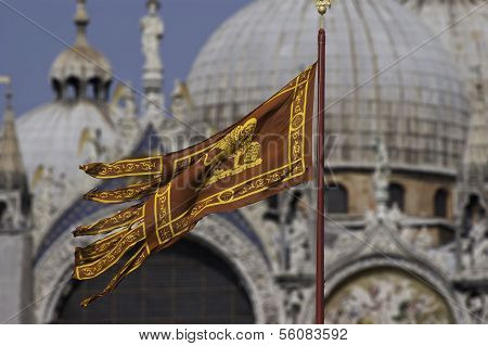 Republic Of Venice's Flag