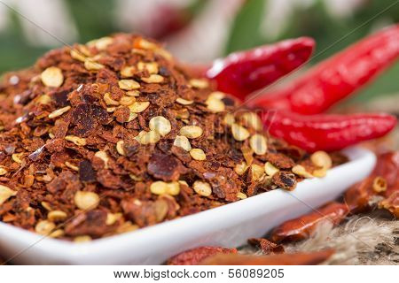 Kibbled Chilli