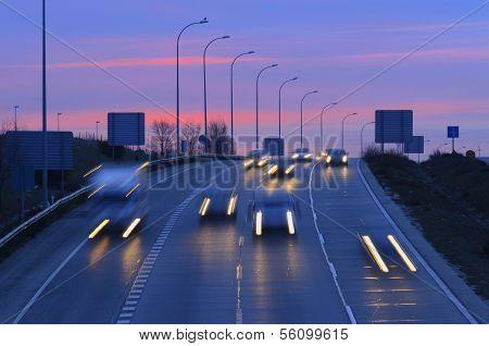 Morning Traffic