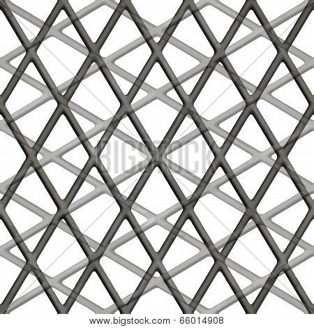 Seamless Patterned Square Lattice