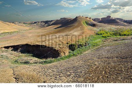 Panorama Plateau Shalkar-nura