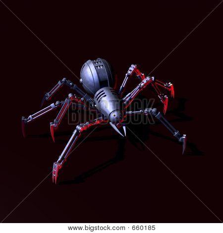 Futuristic Arachnophobia