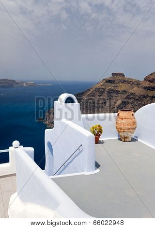 Santorini Sea View