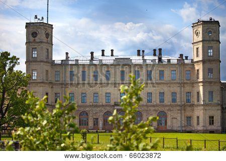 Gatchina palace Russia Gatchina
